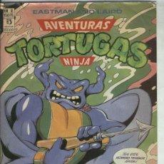 Cómics: TORTUGAS NINJA NUMERO 8. Lote 55478711
