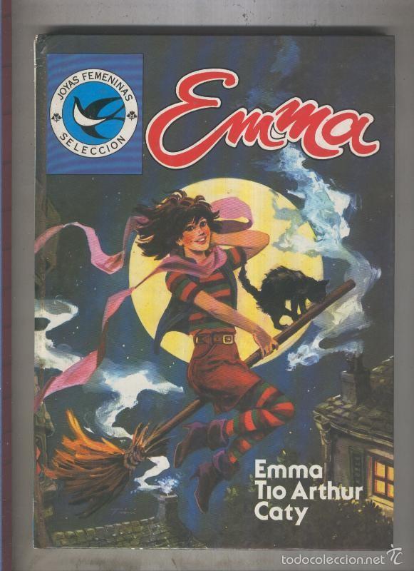 JOYAS FEMENINAS SELECCION NUMERO 02: EMMA, TIO ARTHUR, CATY (Tebeos y Comics Pendientes de Clasificar)