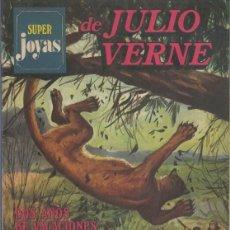 Cómics: SUPER JOYAS VOLUMEN 07: JULIO VERNE. Lote 55494205