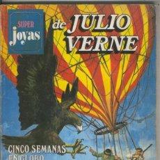 Cómics: SUPER JOYAS VOLUMEN 16: JULIO VERNE. Lote 55494206