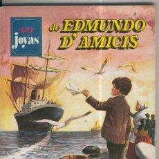 Cómics: SUPER JOYAS VOLUMEN 01: EDMUNDO D, AMICIS. Lote 55494210