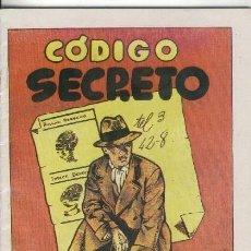 Cómics: PELICULAS CISNE: CODIGO SECRETO. Lote 55495023
