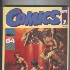 Cómics: COMICS RETAPADO EDITORIAL NUMERADO 7. Lote 55496642