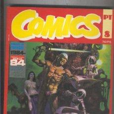 Cómics: COMICS RETAPADO EDITORIAL NUMERADO 8. Lote 55496643