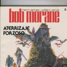 Cómics: COLECCION JET NUMERO 08: BOB MORANE: ATERRIZAJE FORZOSO. Lote 55497530