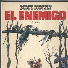Cómics: COLECCION JET NUMERO 07: BUDDY LONGWAY: EL ENEMIGO. Lote 55497532