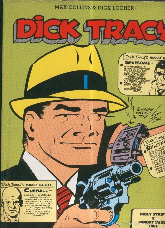 Dick tracy rogues gallery toddler