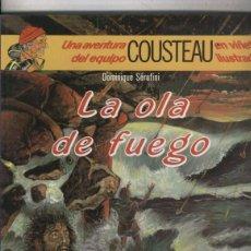 Comics - Una aventura del equipo Cousteau: La ola de fuego (el misterio de la atlantida 2a parte) - 55511542
