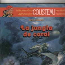 Comics - Una aventura del equipo Cousteau: La jungla de coral - 55511543