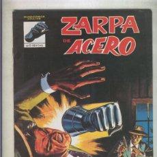 Cómics: ZARPA DE ACERO DE MUNDICOMICS NUMERO 2: LA ZARPA FATAL (NUMERADO 1 EN TRASERA). Lote 55515735
