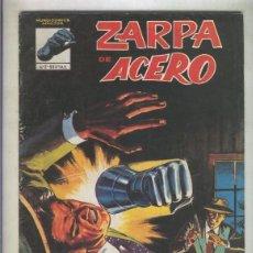 Cómics: ZARPA DE ACERO DE MUNDICOMICS NUMERO 2: LA ZARPA FATAL (NUMERADO 2 EN TRASERA). Lote 55515736