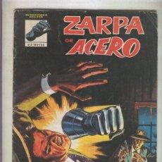 Cómics: ZARPA DE ACERO DE MUNDICOMICS NUMERO 2: LA ZARPA FATAL (NUMERADO 3 EN TRASERA). Lote 55515737