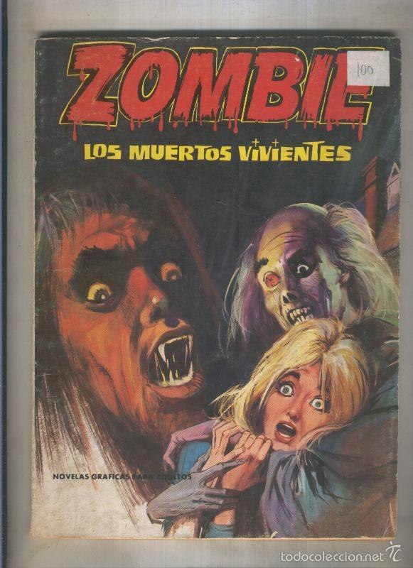 ZOMBIE: LOS MUERTOS VIVIENTES (Tebeos y Comics Pendientes de Clasificar)