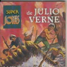 Cómics: SUPER JOYAS VOLUMEN 05: JULIO VERNE. Lote 55556741