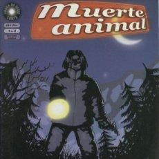 Cómics: MUERTE ANIMAL, COLECCION. Lote 55561872