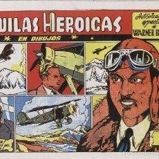 Cómics: PELICULAS CISNE: AGUILAS HEROICAS. Lote 55562759