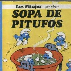 Cómics: LOS PITUFOS: SOPA DE PITUFOS. Lote 55565065