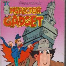 Cómics: INSPECTOR GADGET , EL CASTILLO ENCANTADO. Lote 55569596
