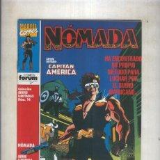 Cómics: SERIES LIMITADAS NUMERO 14: NOMADA NUMERO 1. Lote 55597256