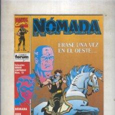 Cómics: SERIES LIMITADAS NUMERO 15: NOMADA NUMERO 2. Lote 55597259