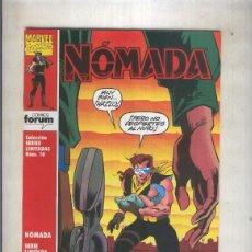 Cómics: SERIES LIMITADAS NUMERO 16: NOMADA NUMERO 3. Lote 55597263