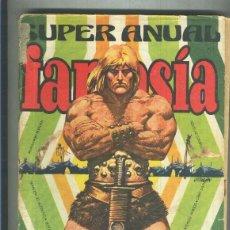 Cómics: FANTASIA SUPER ANUAL NUMERO 01. Lote 55603649