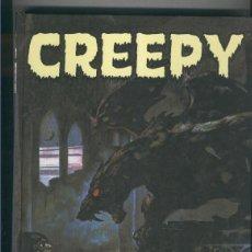Cómics: CREEPY ALBUM TAPA DURA NUMERO 02. Lote 55607637
