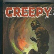 Cómics: CREEPY ALBUM TAPA DURA NUMERO 06. Lote 55607640