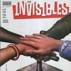Cómics: THE INVISIBLES VOL.2: NO.22: THE TOWER. Lote 55625288