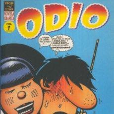 Cómics: ODIO, VOL.1: BIENVENIDO A SEATTLE, BUDDY (VIBORA). Lote 55628404