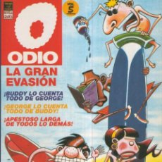 Cómics: ODIO, VOL.5: LA GRAN EVASION (VIBORA). Lote 55628408