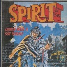 Cómics: SPIRIT: QUIEN MATO A COX ROBIN. Lote 55637558