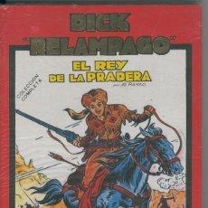 Cómics: DICK RELAMPAGO COLECCION EN RETAPADO EDITORIAL. Lote 55638203