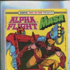 Cómics: ALPHA FLIGHT - LA MASA VOLUMEN 1 NUMERO 46. Lote 55639267