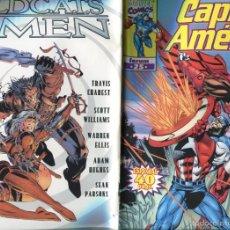 Cómics: CAPITAN AMERICA VOLUMEN 4 NUMERO 25: MAÑANAS RETORCIDOS. Lote 55641817