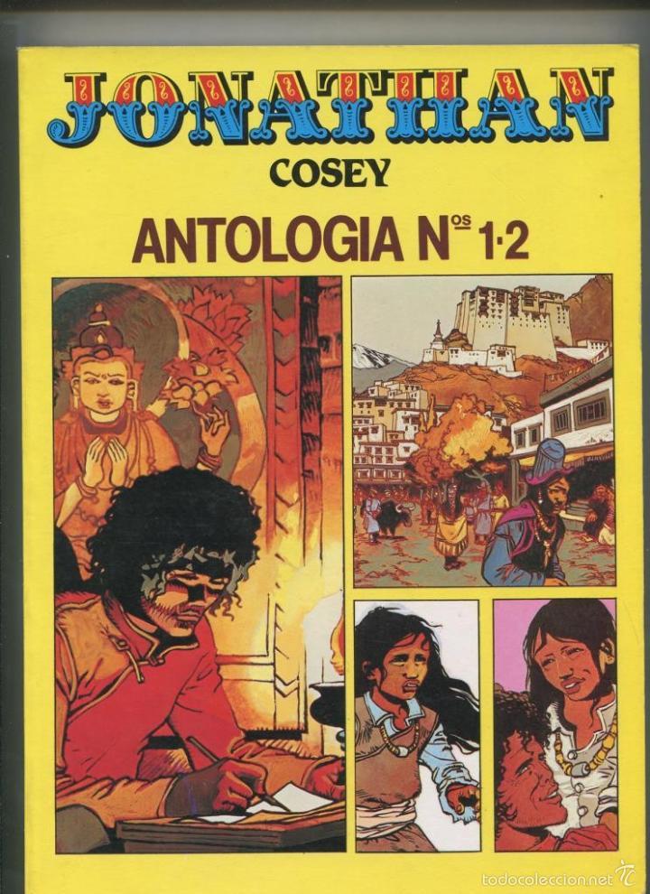 JONATHAN RETAPADO EDITORIAL (Tebeos y Comics Pendientes de Clasificar)