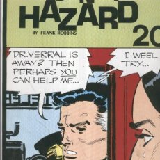 Cómics: JOHNNY HAZARD NUMERO 20:TIRAS 16/1/1950 AL 18/4/1950. Lote 55659811