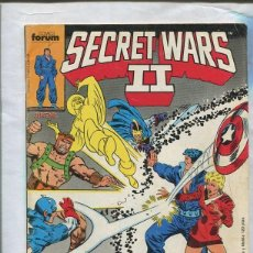 Cómics: SECRET WARS NUMERO 25: SECRET WARS II. Lote 55661396