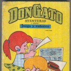 Comics - Don Gato extra numero 1: comic + juega y colorea - 55669793