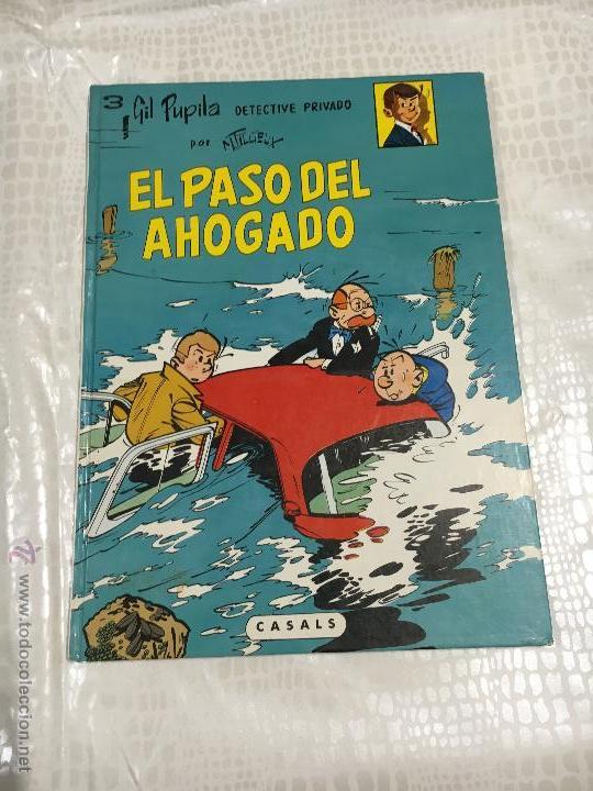 GIL PUPILA DETECTIVE PRIVADO (Tebeos y Comics - Comics otras Editoriales Actuales)