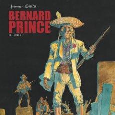 Cómics: CÓMICS. BERNARD PRINCE INTEGRAL 2 - HERMANN/GREG (CARTONÉ). Lote 55714085