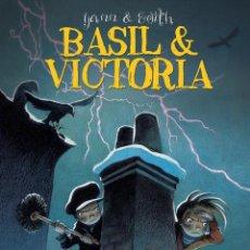 Cómics: CÓMICS. BASIL & VICTORIA INTEGRAL - YANN/ÉDITH (CARTONÉ) DESCATALOGADO!!! OFERTA!!!. Lote 55781050