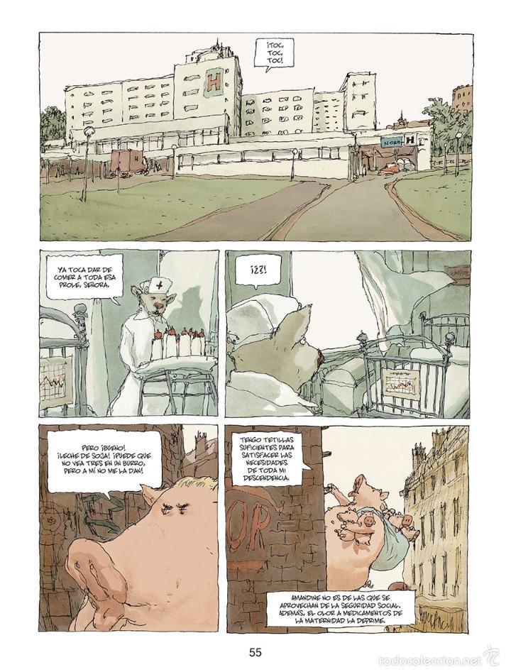 Cómics: Cómics. Salvatore integral - Nicolas de Crécy (Cartoné) - Foto 2 - 55787421