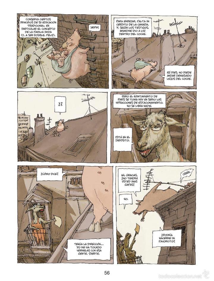 Cómics: Cómics. Salvatore integral - Nicolas de Crécy (Cartoné) - Foto 3 - 55787421