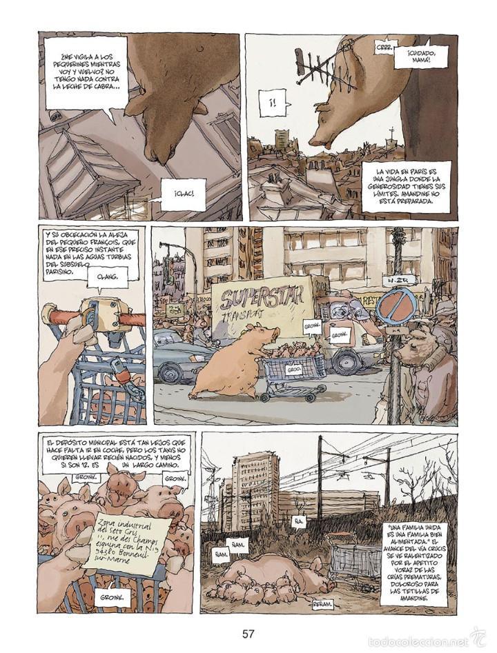 Cómics: Cómics. Salvatore integral - Nicolas de Crécy (Cartoné) - Foto 4 - 55787421