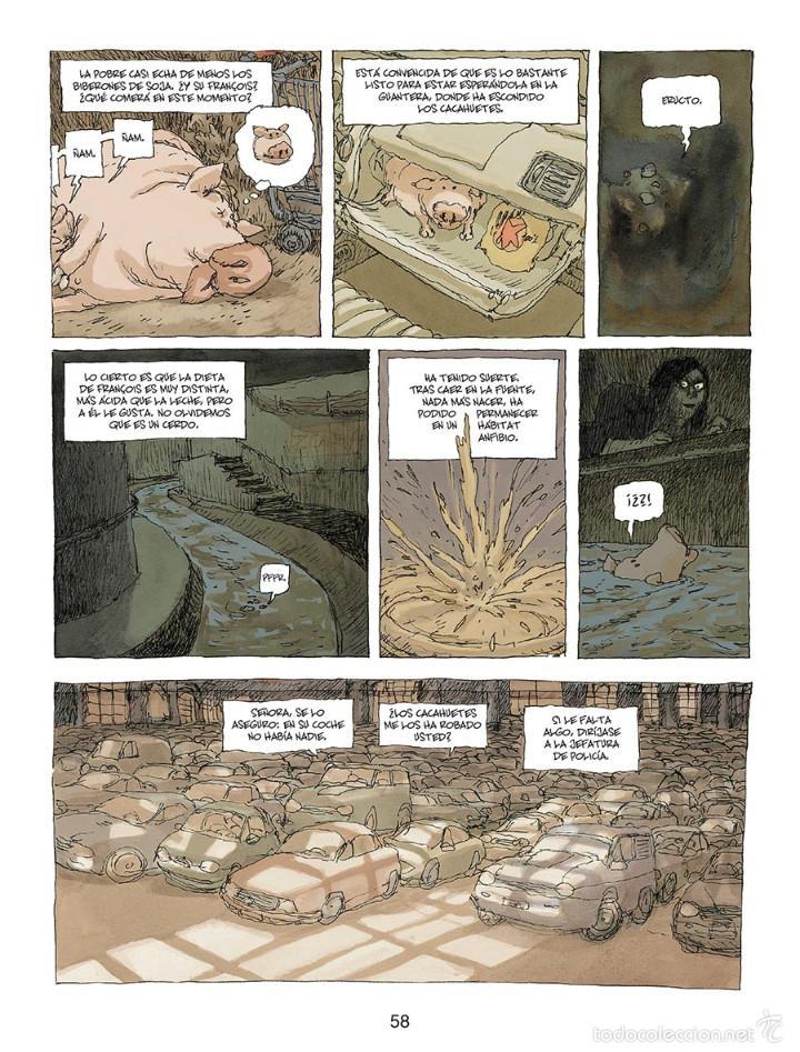Cómics: Cómics. Salvatore integral - Nicolas de Crécy (Cartoné) - Foto 5 - 55787421