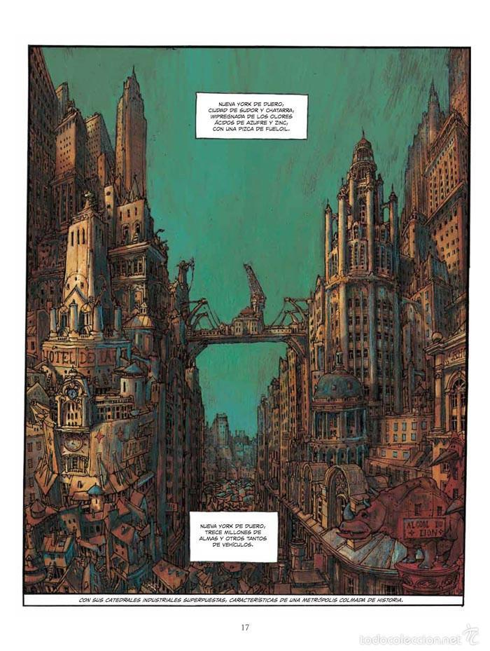 Cómics: Cómics. El Bibendum celeste integral - Nicolas de Crécy (Cartoné) - Foto 3 - 55787556