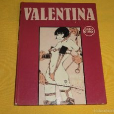 Cómics: VALENTINA-GUIDO CREPAX. ED. LUMEN-TAPA DURA... C-9. Lote 55833224