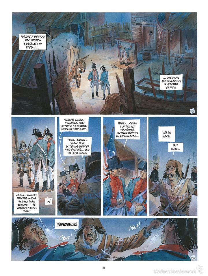 Cómics: Cómics. Frenchman - Patrick Prugne (Cartoné) - Foto 3 - 276905378