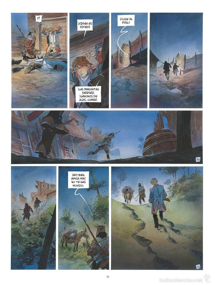 Cómics: Cómics. Frenchman - Patrick Prugne (Cartoné) - Foto 4 - 276905378